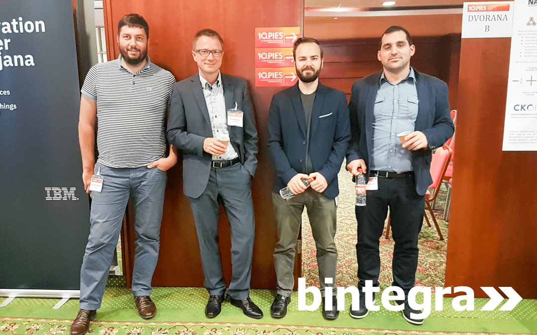 Bintegra at the 10th PIES conference