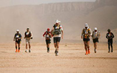Kaj imata skupnega Bintegra in ultramaratonec Robert, ki se odpravlja v puščavo ?