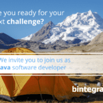 We are inviting Java developers to join us in our team