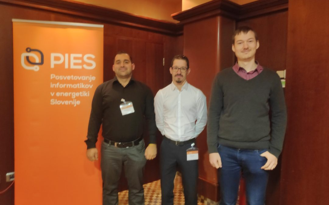 Bintegra at PIES conference 2019