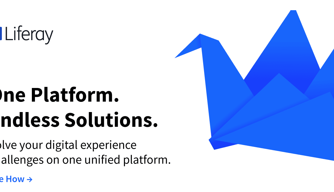 Bintegra becomes a Liferay partner, a DXP Leader in Gartner's Magic Quadrant for DXPs for the 10th time in the 2020.